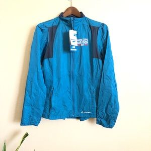 Brooks || $90 Official Race Jackets